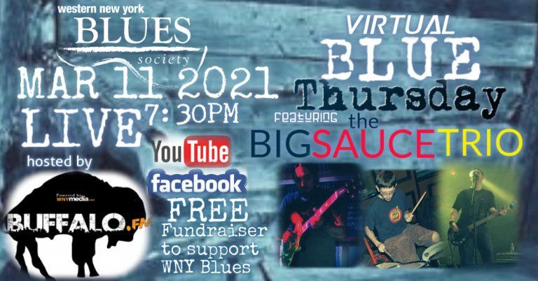 Virtual Blue Thursday 3-11-2021